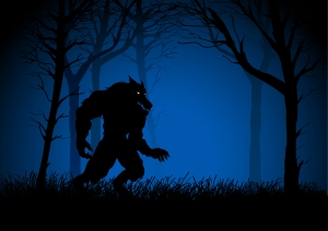 Woods Werewolf Dark